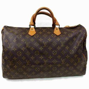 Auth Louis Vuitton Speedy 40 Hand Bag #6483L24